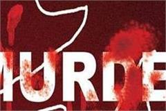 son killed father in jhajjar