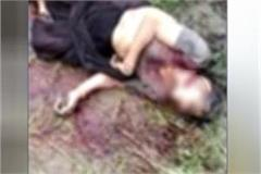 son murdered his mother in sagar