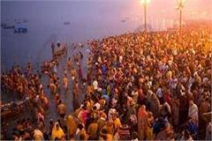 possibility of dipping 20 million people in the third royal bath in kumbh