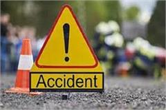 woman death due to private bus accident