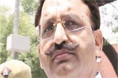 mukhtar did not like up jail court pillow hard bed and physiotherapy demand