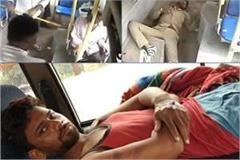 driver beat in bhopal