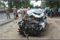 family finished in terrible road accident