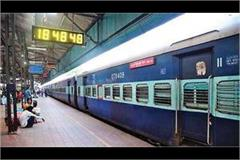 due to diwali and chhath puja there was a rush of passengers in trains