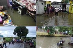 heavy rain in khandwa