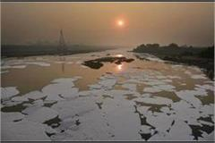 yamuna may pollute water due to hard work of farmers danger of 2300