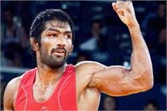 famous wrestler yogeshwar dutt is included in aics