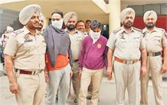 nri robbed then enjoy now handles mounted police