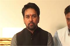 opposition stance of intolerance thakur