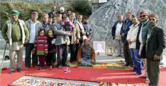 manali atal bihari vajpayee birthday prini navagraha worship