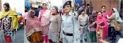 women saftey police unique initiative