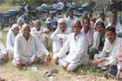haryana  bawal  death of a worker  villager  police