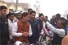 fatehabad  subhash brala  bicycles  problems