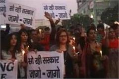 gurgaon  candle march social organizations