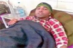 haryana  bilaspur  khair smuggler  sarpanch  police