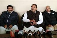 sirsa  meeting  abhay chautala  recognition