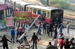 dharampur  life ok channel  comedy serial  toy train