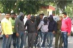 gurgaon  police  success  member arrested