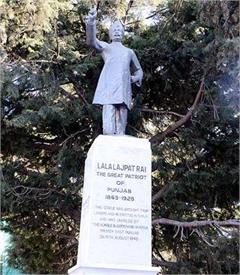 shimla lala lajpat rai 150th anniversary