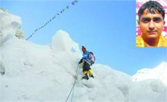 climbers ram lal sharma