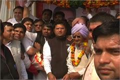 hooda camp best wishes polls look the other way strong
