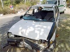 amb debt behar car accident