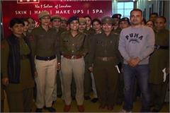haryana women police jai ganga priyanka chopra