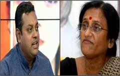 sambit patra had to comment on the bjp spokesperson rita bahuguna expensive