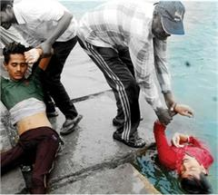 kanpur selfie youth death
