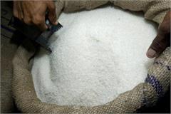 sugar export duty