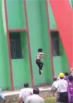 up shraddha sharma civil defence rescue