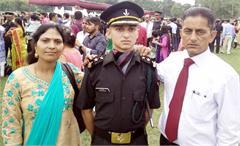 shantal pranab sharma lieutenant