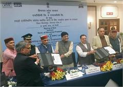 Hydro Engineering College MOU Sign