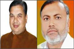 Haryana Ghanshyam Sarraf Vikram contractor Parbhari Jain