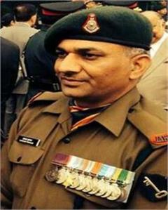 kargil war sanjay kumar gun shot