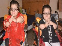 twins suffering from osteogenesis imperfecta want to meet narendra modi