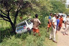 car accident near nada sahib