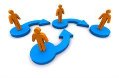 five registry clerks transfer