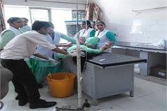 haryana nursing student dispensary kurukshetra tablet
