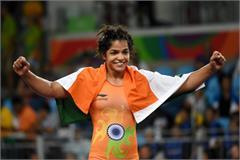 haryana chandigarh sakshi malik bronze medal khel ratna