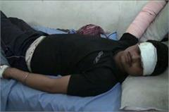 rewari punks truck driver beating bravery