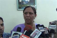 rohtak women commission charges fees officials