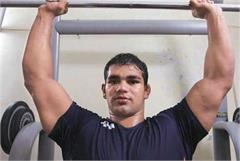 Nada wrestler Narsingh Yadav also lifts stay