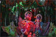 haryana janmashtami temples lord krishna born