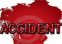 road accident baby death