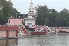 haryana kurukshetra bhadrapada mass amavasya ancestor worship
