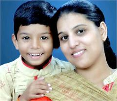 nidhi dubey join army for her son