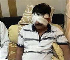 bjp legislator said on fear miscreants attacked hospitalized