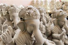 haryana ganesh statue sculptor yamunanagar