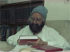 writer khushwant singh fans pagdandi kalka old trail
